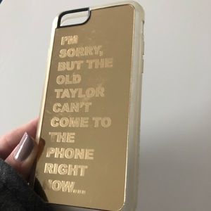 Taylor Swift Iphone 6,6s Case